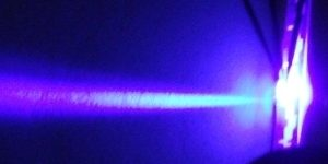 nitride blue light device